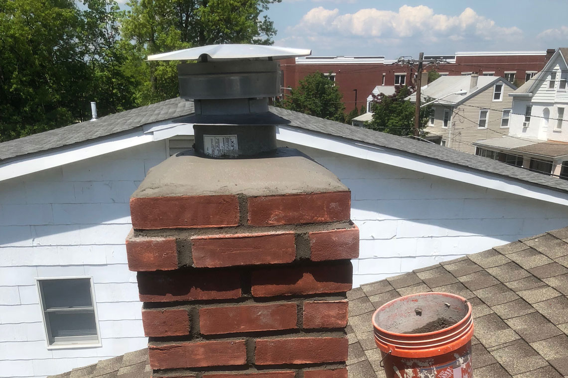 Brick Chimney Repair All Home Repairs